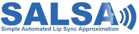 SALSA - Simple Automated Lip Sync Approximation for Unity 2D and 3D Developers Product Logo