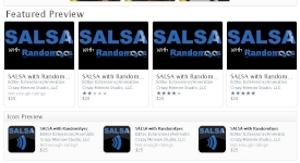 SALSA with RandomEyes Unity Asset store submission draft