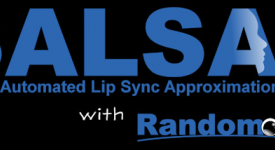 Unity Asset Store Development Tool SALSA with RandomEyes Lip-Sync