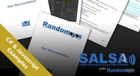 Unity Asset SALSA with RandomEyes Package Manual Product Image