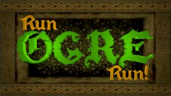 Run OGRE Run logo