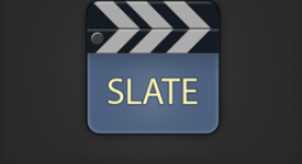 SLATE Cinematic Sequencer logo